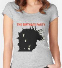 Bats Women's Fitted Scoop T-Shirt