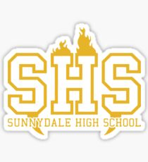Sunnydale High School Sticker