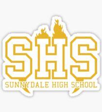 Sunnydale High School Sticker