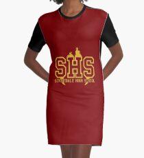 Sunnydale High School Graphic T-Shirt Dress