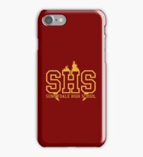Sunnydale High School iPhone Case/Skin