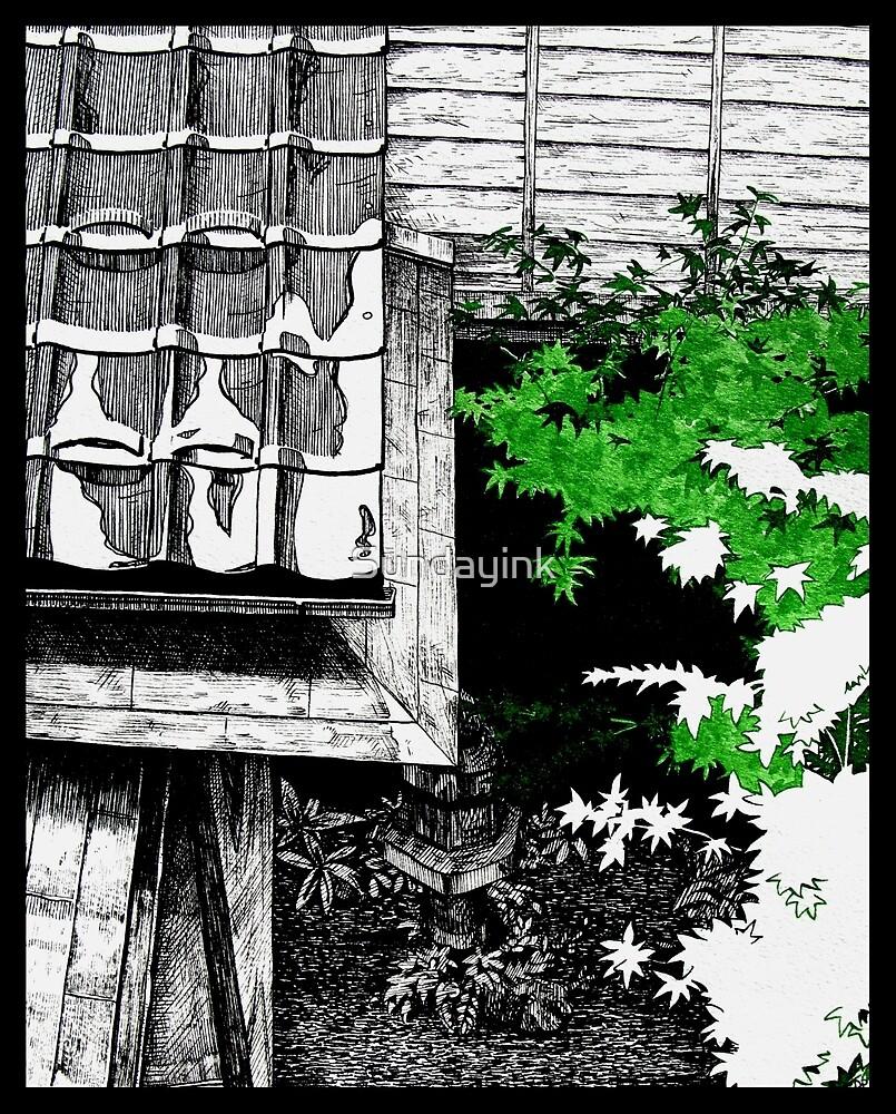 Looking in, Kanazawa by Sundayink