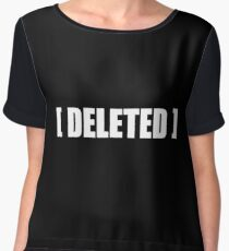 [DELETED] Women's Chiffon Top