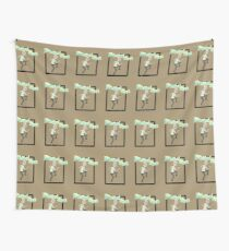 Personal Space Box Wall Tapestry
