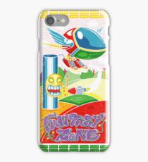 Fantasy Zone iPhone Case/Skin