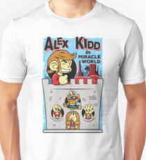 Alex Kidd in Miracle World T-Shirt