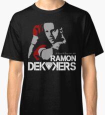 RIP RAMON DIAMOND DEKKERS DUTCH MUAY THAI CHAMPION LEGEND  Classic T-Shirt