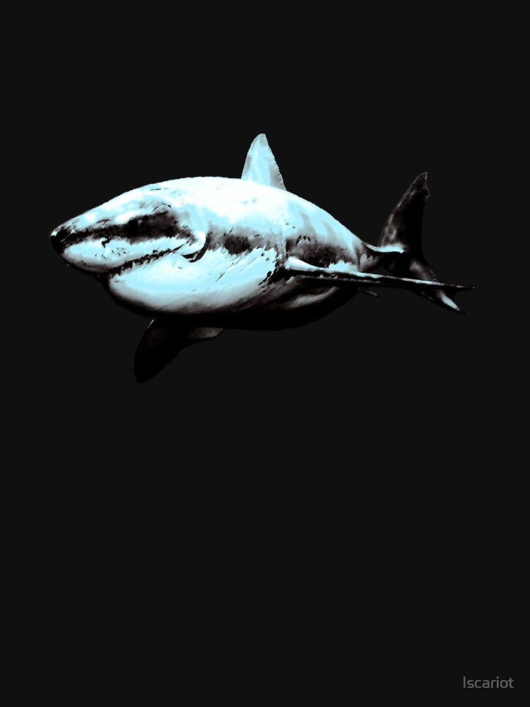 Great White Shark by Iscariot