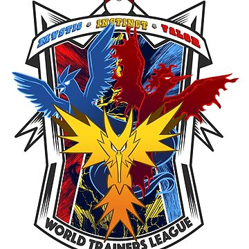 World Trainers League by Razz007