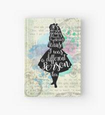 Cuaderno de tapa dura Alice - Yo era una persona diferente, entonces