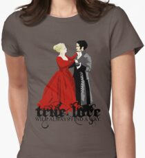 This Ship Sails Itself Women's Fitted T-Shirt