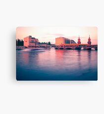 Oberbaum Bridge Canvas Print