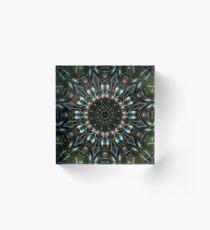 SAH2SAH3 VI Acrylic Block