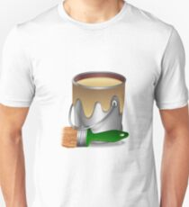 Paint bucket and Brush T-Shirt