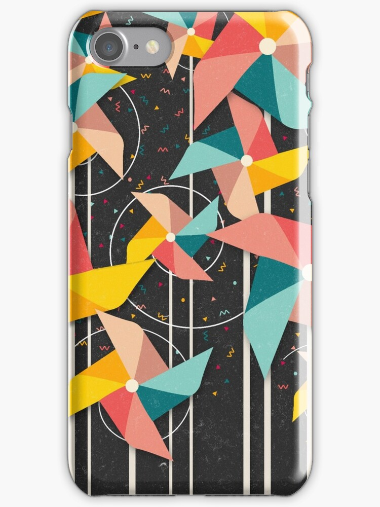 Colourful Pinwheels by dannyivan