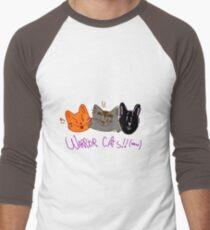 Warrior Cats - Das ursprüngliche Trio Baseballshirt für Männer