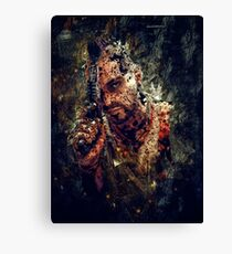 Did I ever tell you what the definition of insanity is? Canvas Print