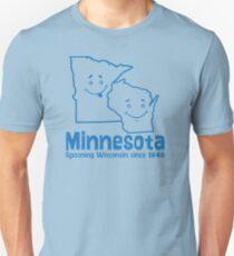 5916c8871f Minnesota Spooning Wisconsin Slim Fit T-Shirt