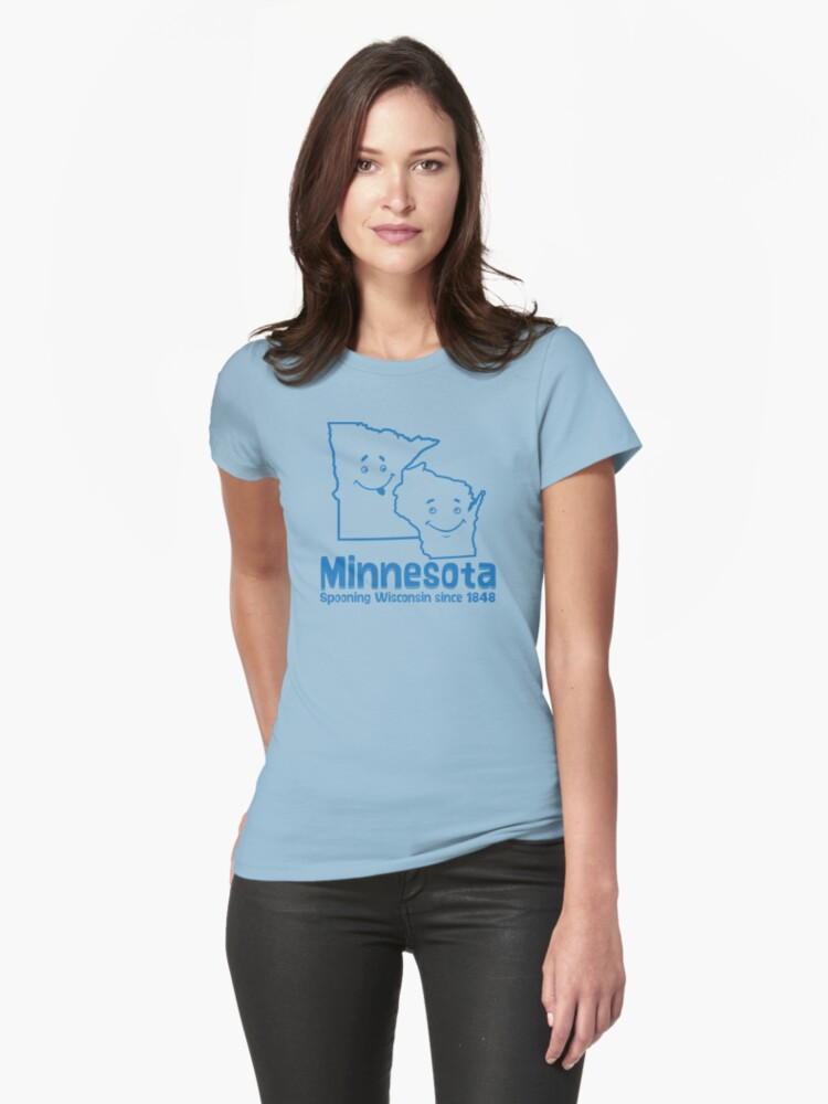 001820ab15 Minnesota Spooning Wisconsin
