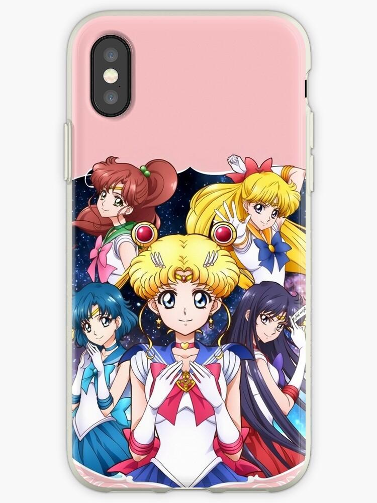 coque iphone 8 sailor moon