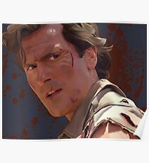 Groovy Ash - Army of Darkness Poster