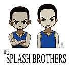 The Splash Brothers by Nat Lee