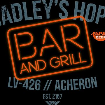 Hadley's Hope Bar And Grill by bluedog725