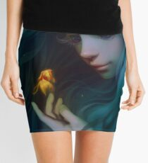 Little Mermaid Mini Skirt