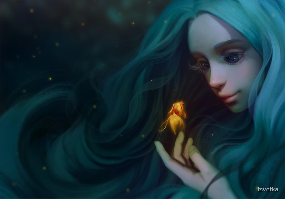 Little Mermaid by tsvetka