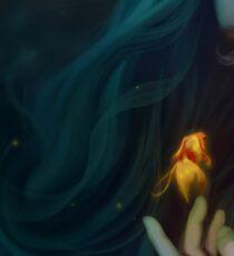 Little Mermaid Sticker