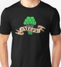 VEGAN BROCCOLI T-Shirt