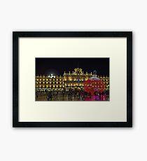 Plaza Mayor, Salamanca. Spain Framed Print