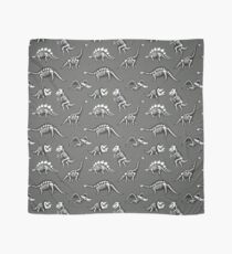 Cartoon fossil dinosaurs Scarf