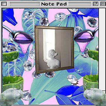 A Note? // メモ by Daftie