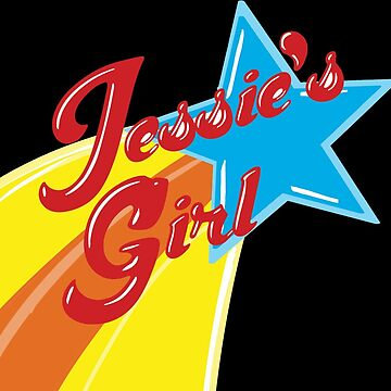 Jessie's Girl by MrsIndieRock