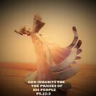 Psalm 22:3 by trisha22