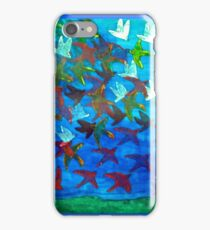 One Hundred Birds iPhone Case/Skin