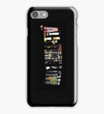 All Time Low logo + albums iPhone Case/Skin