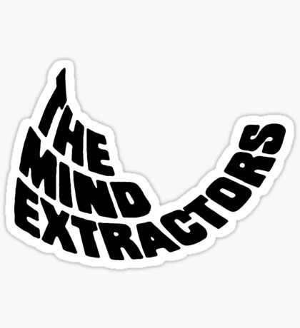 The Mind Extractors Sticker