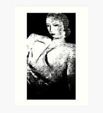 Thinking about Matisse Art Print
