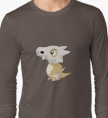 Cubone with Outline T-Shirt