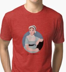 Jane Austen Tri-blend T-Shirt