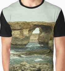 Azure Window  Graphic T-Shirt