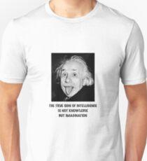 Camiseta unisex Albert Einstein