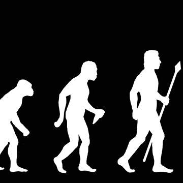 Evolution Of Man Police Dog by BeyondEvolved