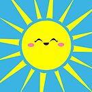 Happy Sun by Liron Peer