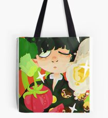 what's with all the food, mob Tote Bag