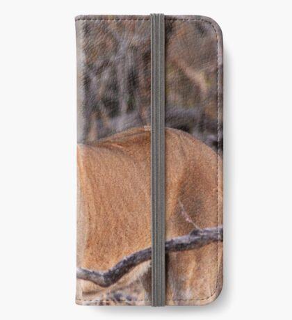 The Queen iPhone Wallet