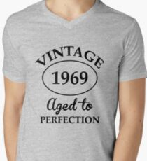 vintage 1969 aged to perfection T-Shirt