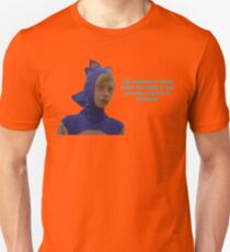 Sonic Sanic The Problem of Being Faster Than Light T-Shirt